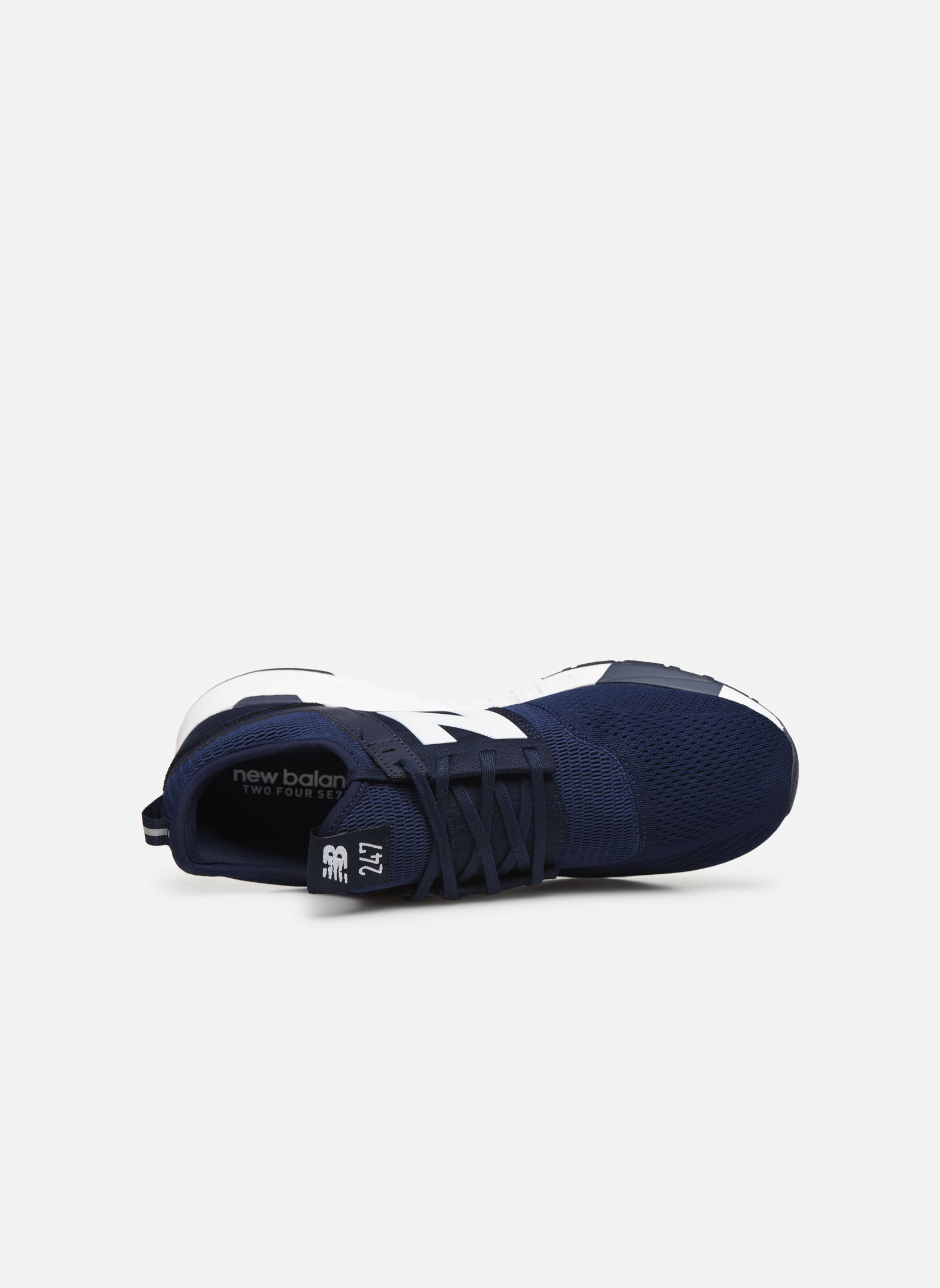 Sneakers New Balance MRL247 Blauw links