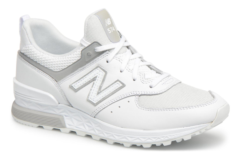 Descuento de la marca New Balance WS574 (Blanco) - Deportivas en Más cómodo