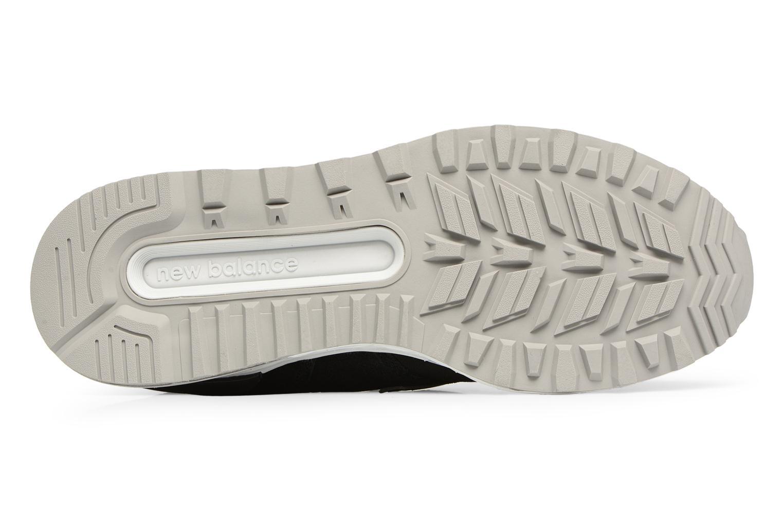 Sneakers New Balance MS574 Nero immagine dall'alto