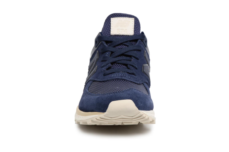 Foto's Online Te Koop Korting Op De Verzendkosten Authentieke New Balance MS574 Blauw azUbbp