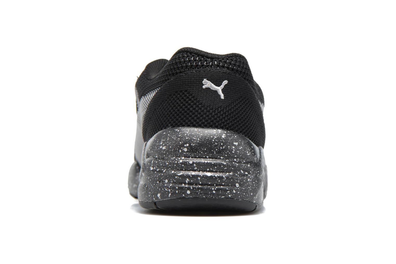 Trinomic R698 Knit Speckle W Black