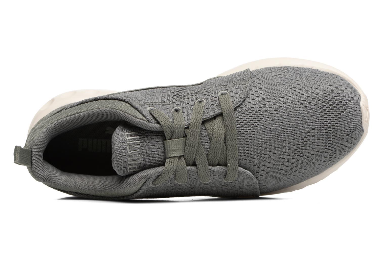 Scarpe sportive Puma Carson Camo Mesh W Verde immagine sinistra