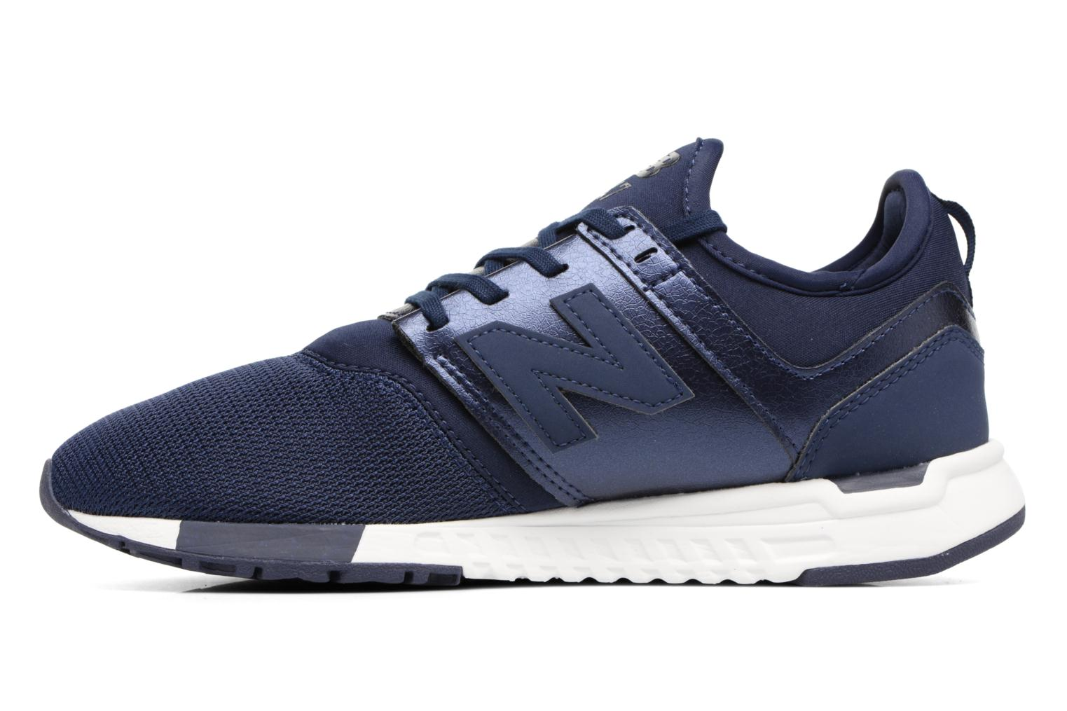 Trainers New Balance WRL247 B Blue front view