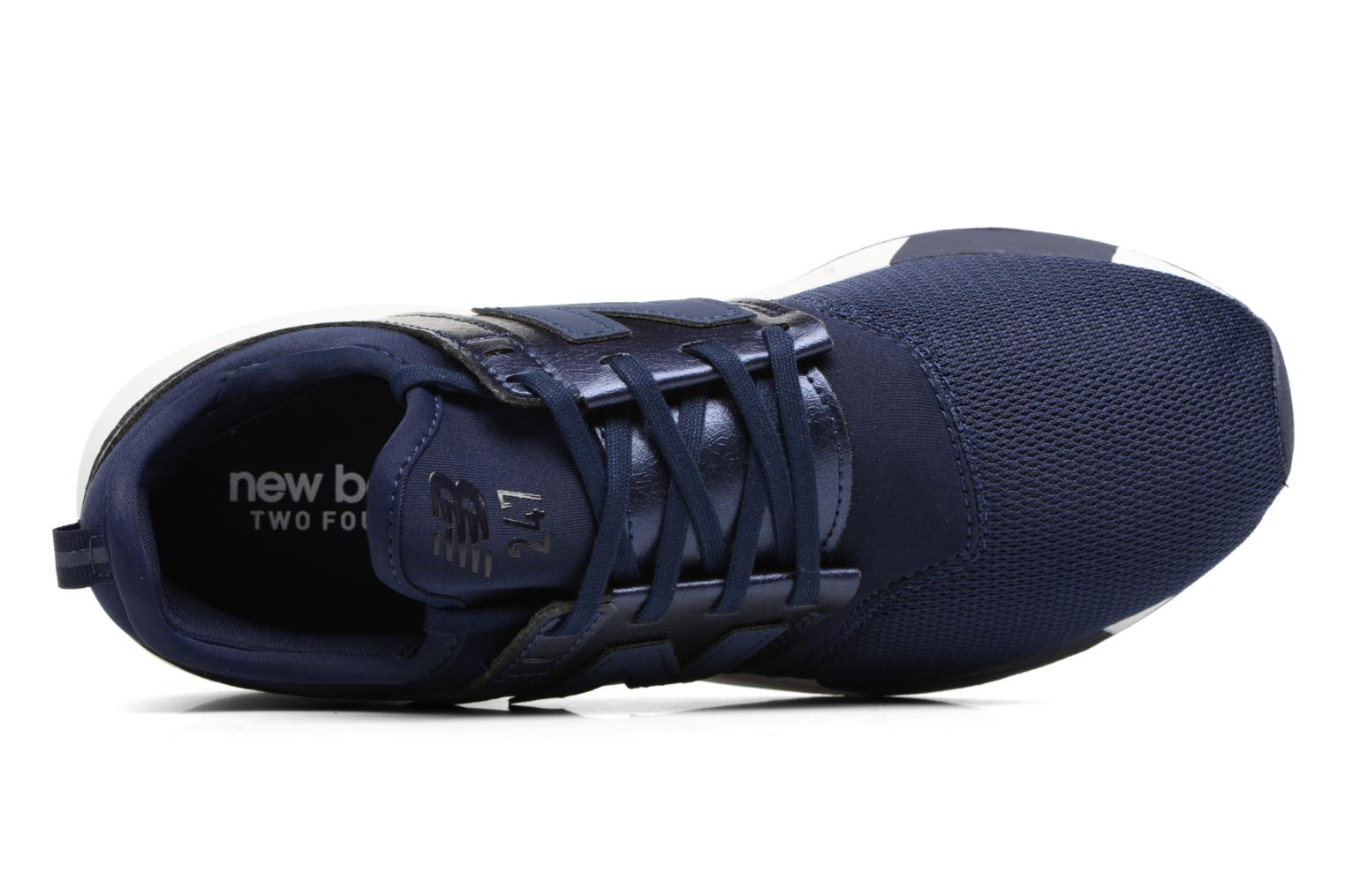 Trainers New Balance WRL247 B Blue view from the left