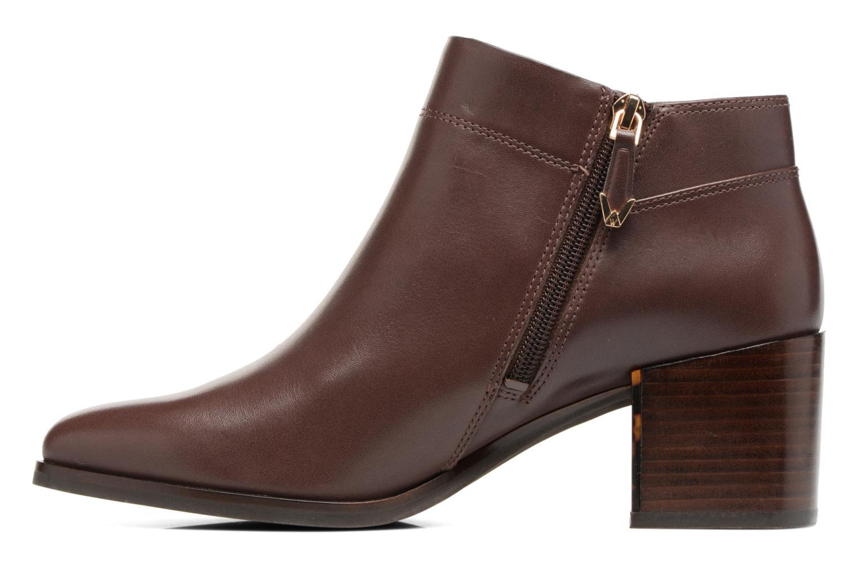 Bottines et boots What For Freda Calf Marron vue face