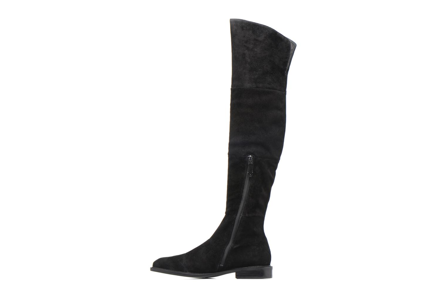 Boots & wellies What For Capu Black front view