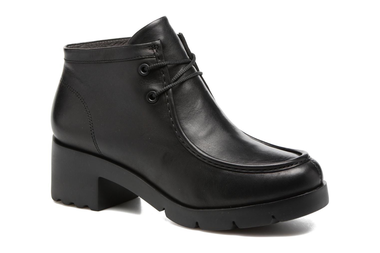 Bottines et boots Camper Wanda K400230 Noir vue détail/paire