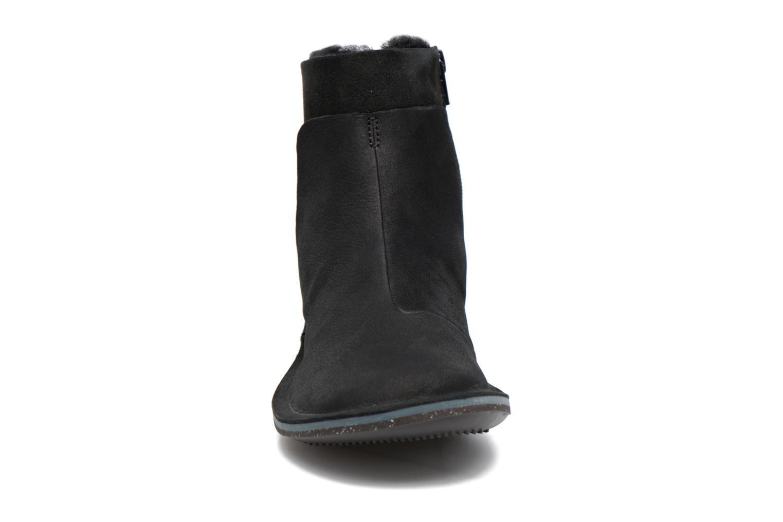 Bottines et boots Camper Beetle K400239 Noir vue portées chaussures