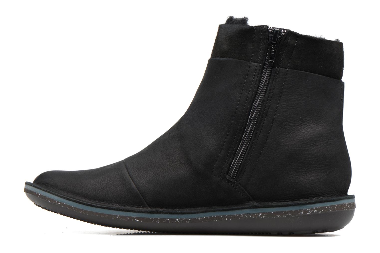 Bottines et boots Camper Beetle K400239 Noir vue face