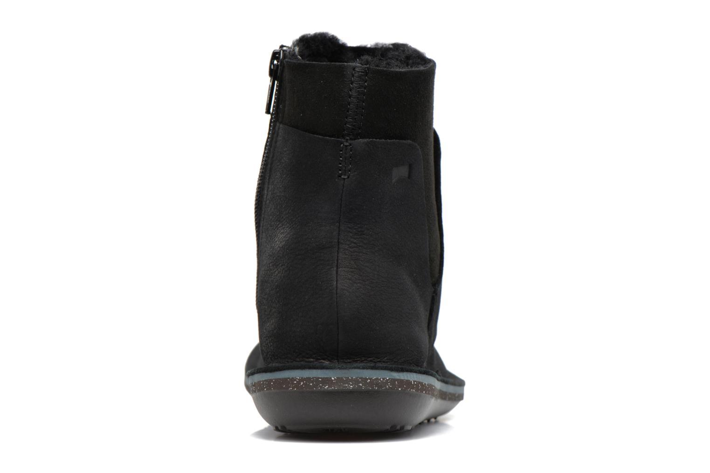 Bottines et boots Camper Beetle K400239 Noir vue droite