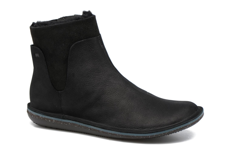 Bottines et boots Camper Beetle K400239 Noir vue détail/paire
