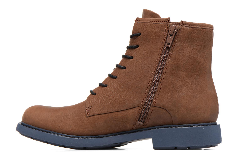 Bottines et boots Camper Neuman K400245 Marron vue face