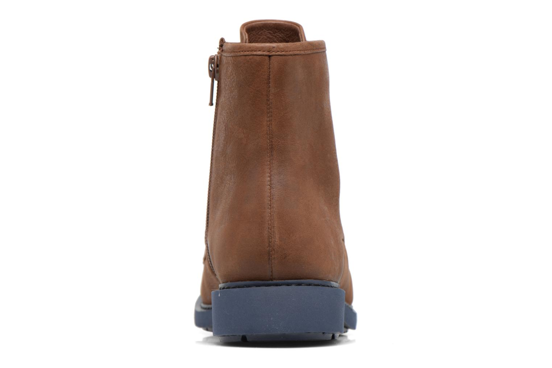 Bottines et boots Camper Neuman K400245 Marron vue droite