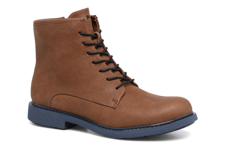 Bottines et boots Camper Neuman K400245 Marron vue détail/paire