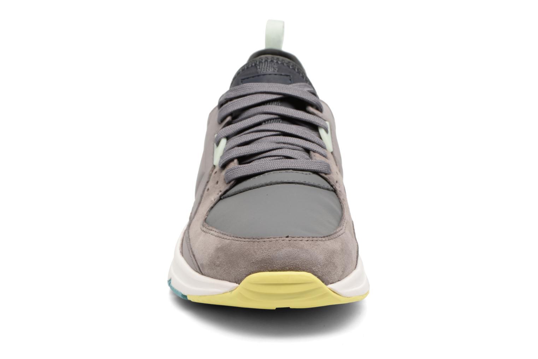 Baskets Camper Drift K200500 Gris vue portées chaussures