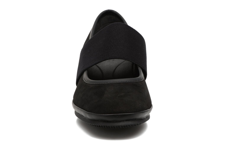 Escarpins Camper Alright K200485 Noir vue portées chaussures