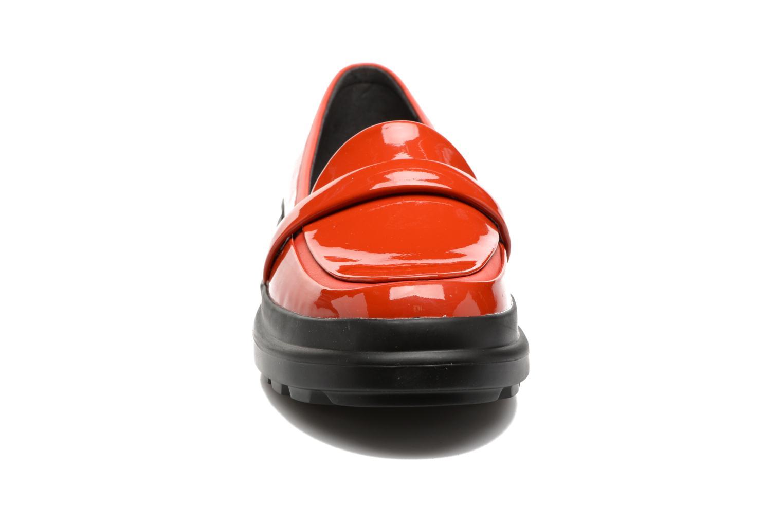 Mocassins Camper Turtle K200506 Rouge vue portées chaussures