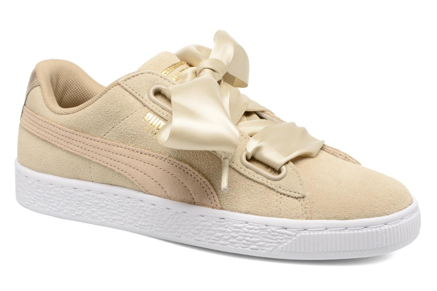 Basket heart Msafari Wn's Beige