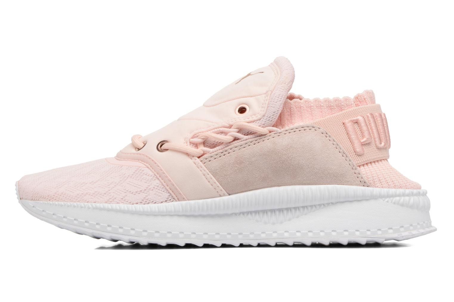 Baskets Puma Wns Tsugi Shinsei Rose vue face