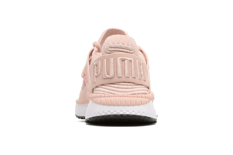 Baskets Puma Wns Tsugi Net Evknit Rose vue droite