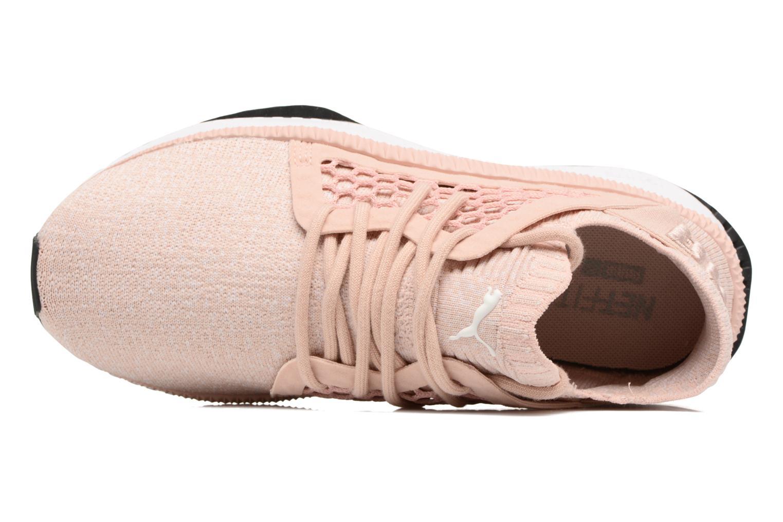 Baskets Puma Wns Tsugi Net Evknit Rose vue gauche