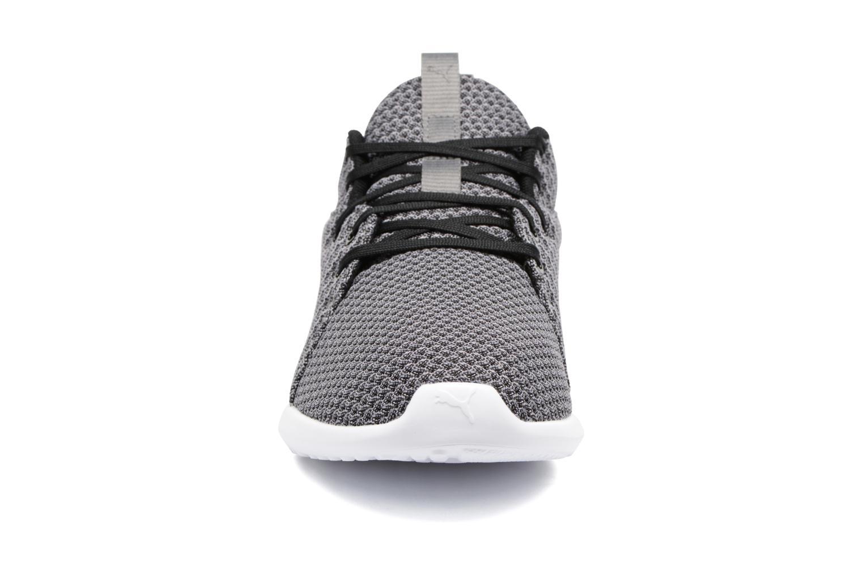 Chaussures de sport Puma Carson 2 Knit Noir vue portées chaussures
