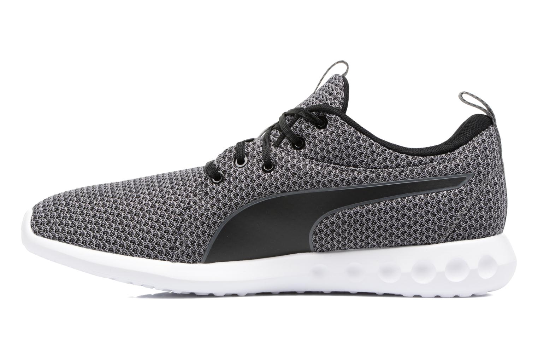 Chaussures de sport Puma Carson 2 Knit Noir vue face