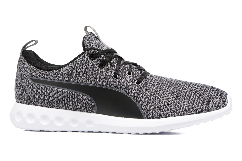Chaussures de sport Puma Carson 2 Knit Noir vue derrière