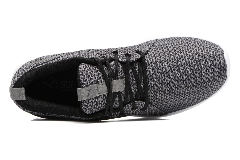 Chaussures de sport Puma Carson 2 Knit Noir vue gauche