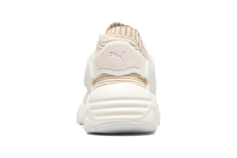 Baskets Puma Wns Blaze Cage Knit Blanc vue droite