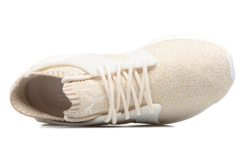 Baskets Puma Wns Blaze Cage Knit Blanc vue gauche