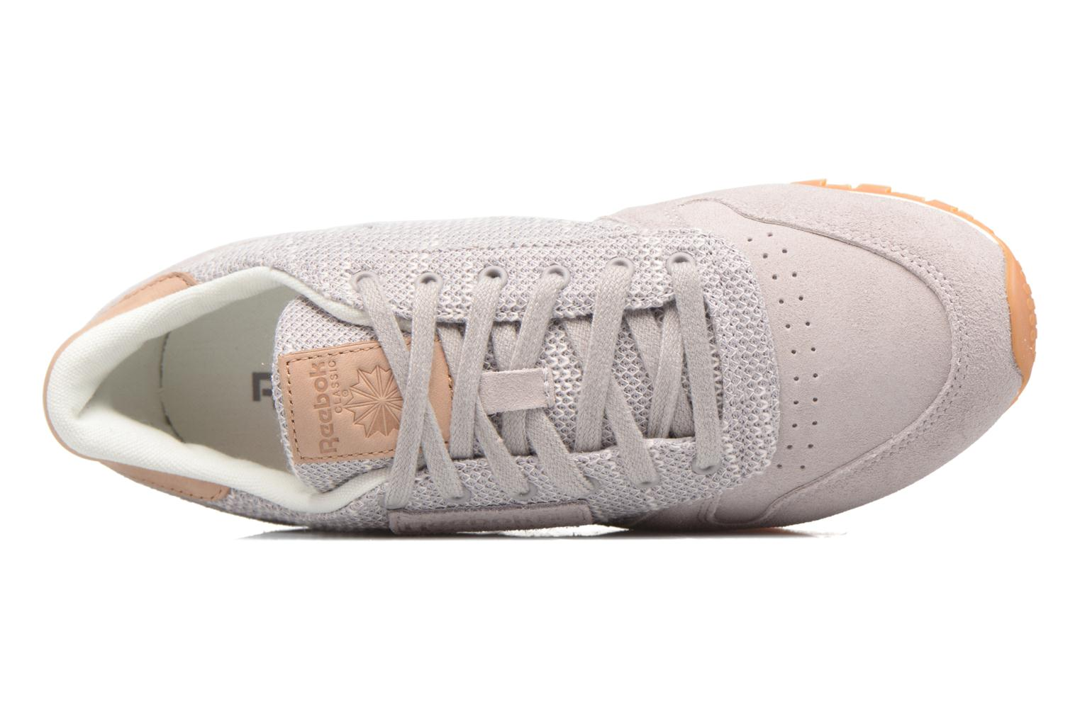 Lilac Cl Reebok Grey Whisper Leather Vegtan Chalk Gum Ash Ebk PHwHY1x