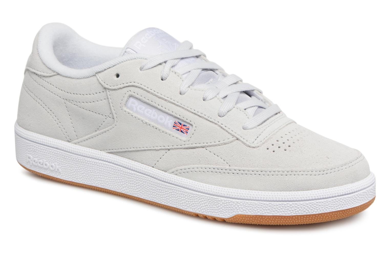 Grandes descuentos últimos zapatos Reebok Club C 85 W (Gris) - Deportivas Descuento