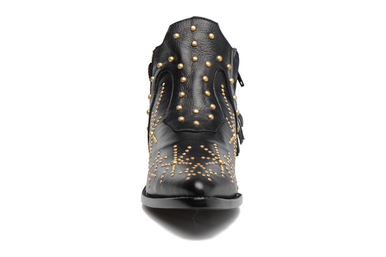 Bottines et boots Mexicana Corus 3 Noir vue portées chaussures