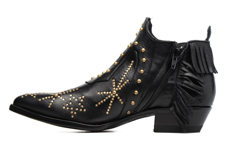 Bottines et boots Mexicana Corus 3 Noir vue face