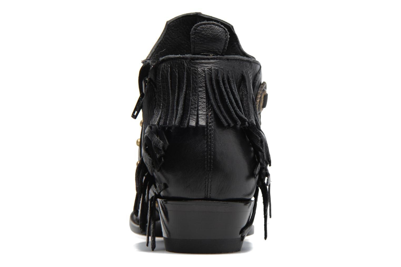 Bottines et boots Mexicana Corus 3 Noir vue droite
