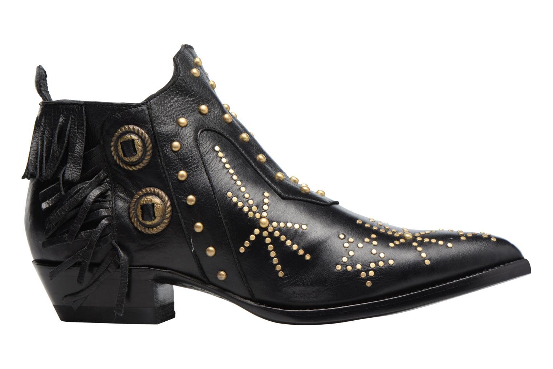 Bottines et boots Mexicana Corus 3 Noir vue derrière