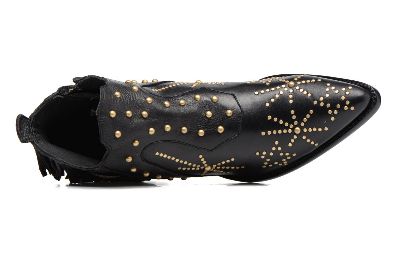 Bottines et boots Mexicana Corus 3 Noir vue gauche