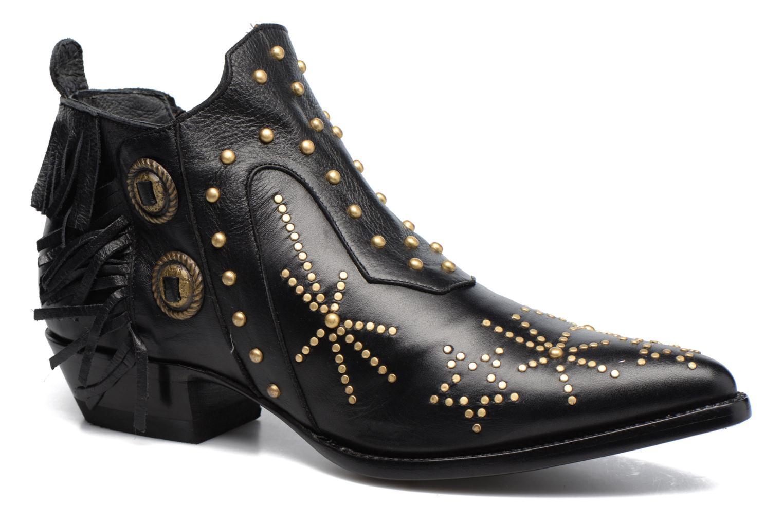 Bottines et boots Mexicana Corus 3 Noir vue détail/paire