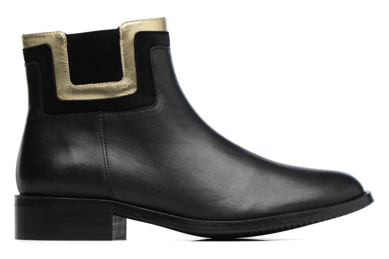 Bottines et boots Made by SARENZA Boots Camp #21 Noir vue détail/paire