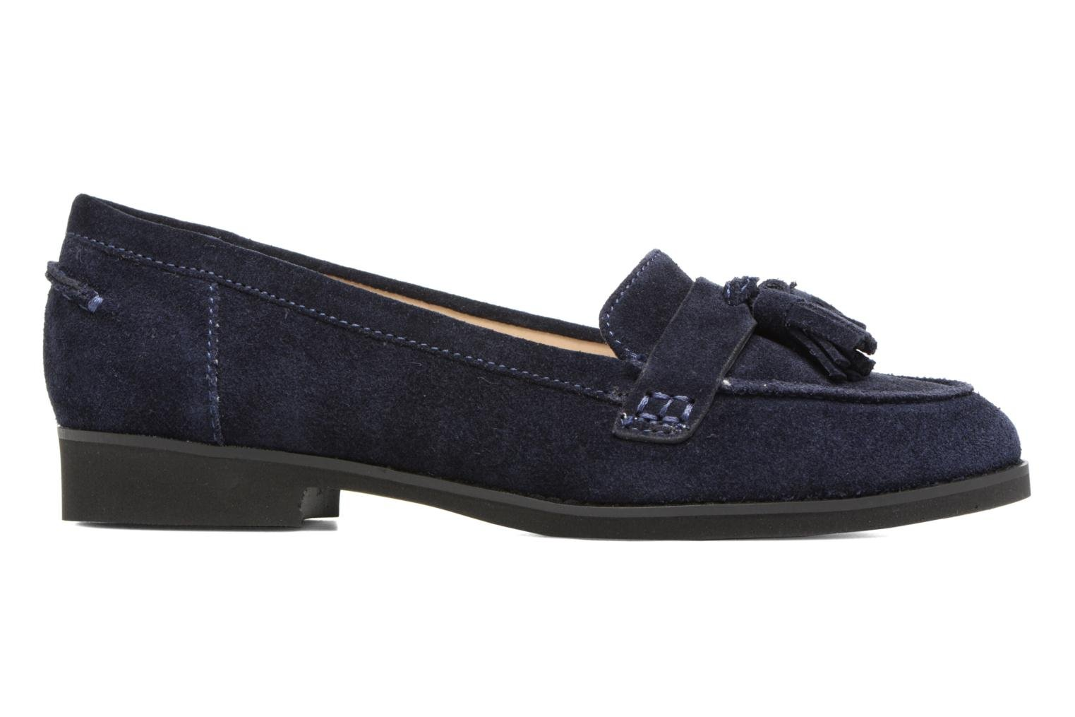 Loafers Hush Puppies Amya Blue back view