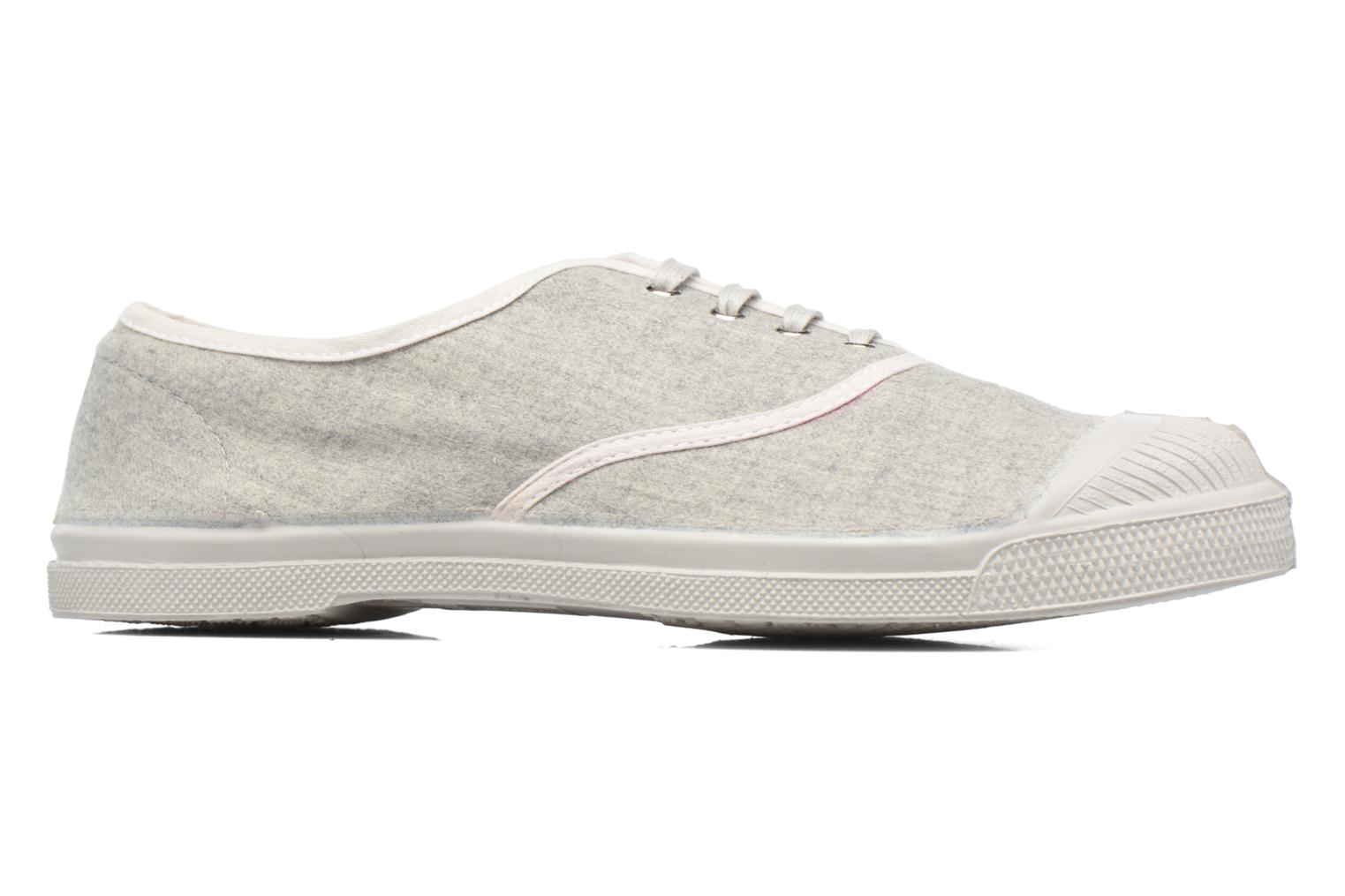 Trainers Bensimon Tennis Déperlantes Grey back view