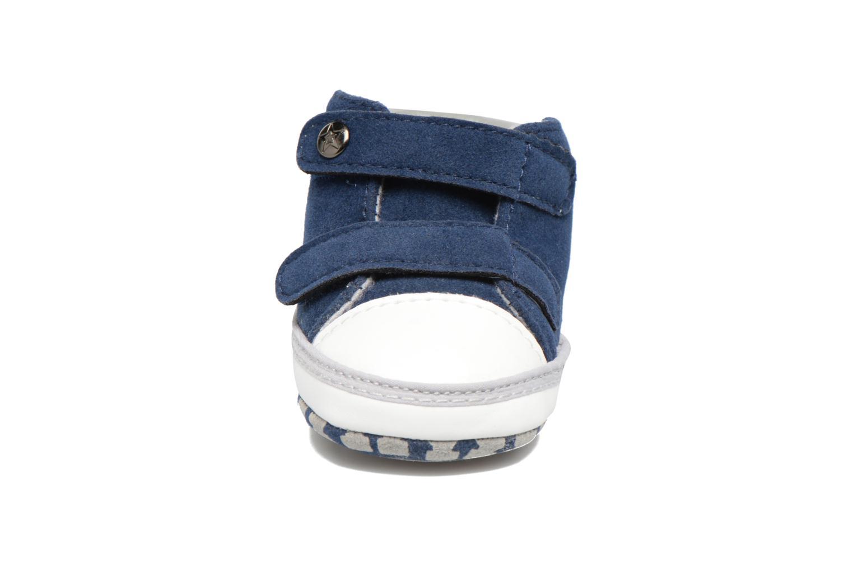Baskets Canguro C57007A Bleu vue portées chaussures