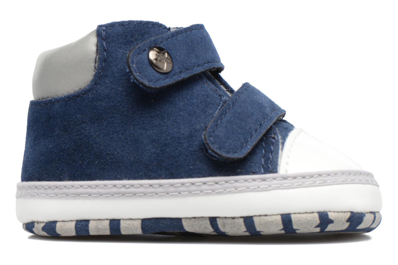 Baskets Canguro C57007A Bleu vue derrière