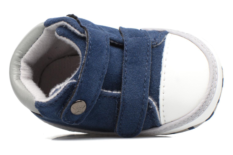 Baskets Canguro C57007A Bleu vue gauche