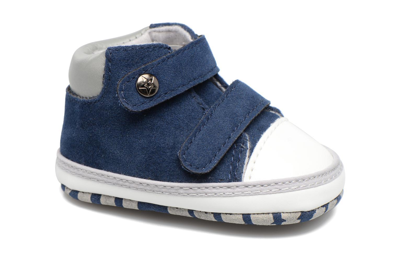 Baskets Canguro C57007A Bleu vue détail/paire