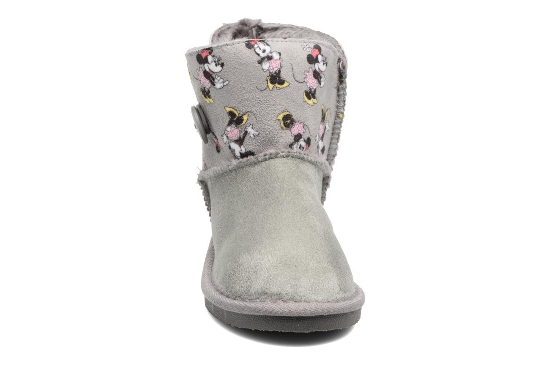 Bottes Canguro C57923 Gris vue portées chaussures
