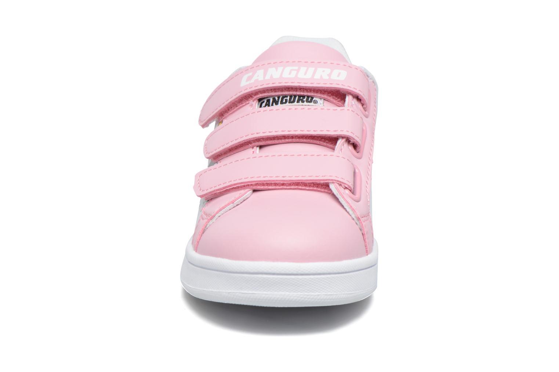 Baskets Canguro C57915 Rose vue portées chaussures