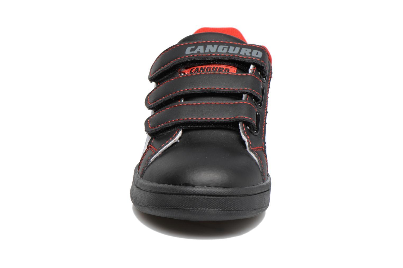 Baskets Canguro C57914 Noir vue portées chaussures