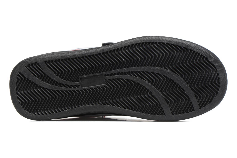 Baskets Canguro C57914 Noir vue haut